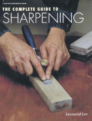 The Complete Guide to Sharpening 9781561580675