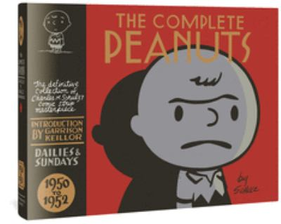 The Complete Peanuts 1950-1952 9781560975892