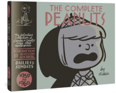 The Complete Peanuts 1959 to 1960 9781560976714