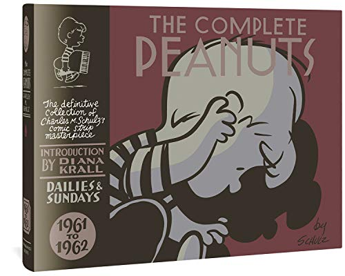 The Complete Peanuts 1961 to 1962 9781560976721