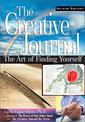 The Creative Journal: The Art of Finding Yourself 9781564145383