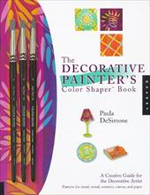 Learn to paint in a whole new way: Reach beyond brushes, rollers, and sponges to discover a world of fresh painting techniques. This book and the Colour Shaper, a new painting tool from Forsline & Starr International Ltd., are all you need to create beautiful patterns in paint. You'll find these pages packed with projects, easy-to-follow patterns, and complete instruction in the basics -- for polished painting results on the very first try. Colour Shapers, twelve easy crafts projects, and recipes for making beautiful patterns, are all included in this wonderful new sourcebook.