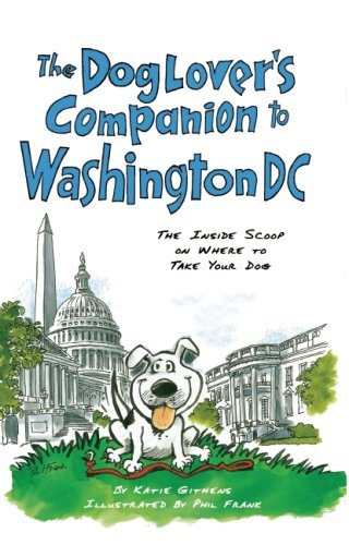 The Dog Lover's Companion to Washington, D.C. 9781566917124