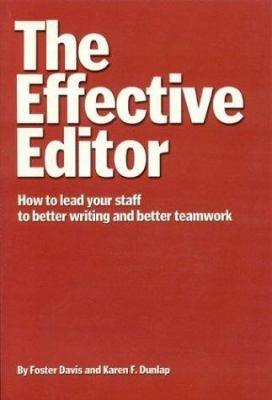 The Effective Editor 9781566251426