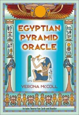 The Egyptian Pyramid Oracle [With Cards] 9781567184488