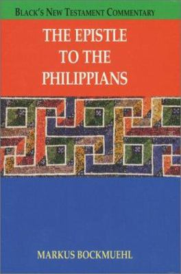 The Epistle to the Philippians 9781565633506