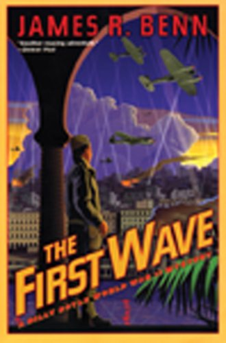 The First Wave: A Billy Boyle World War II Mystery 9781569475171