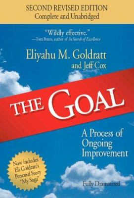 The Goal (Revised): A Process of Ongoing Improvement 9781565114081