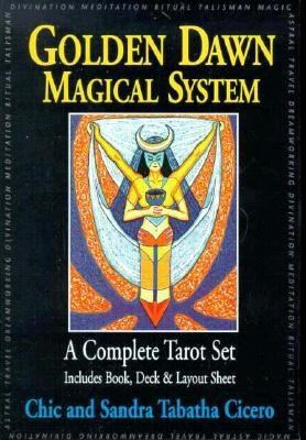 The Golden Dawn Magical System: A Complete Tarot Set [With 79 Tarot Cards] 9781567181340