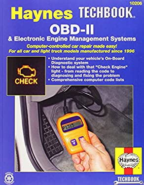 The Haynes OBD-II & Electronic Engine Management Systems Manual 9781563926129