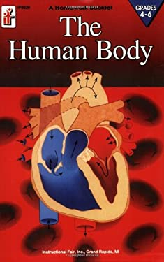 The Human Body Homework Booklet, Grades 4 to 6 9781568220710