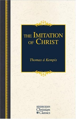The Imitation of Christ 9781565634367