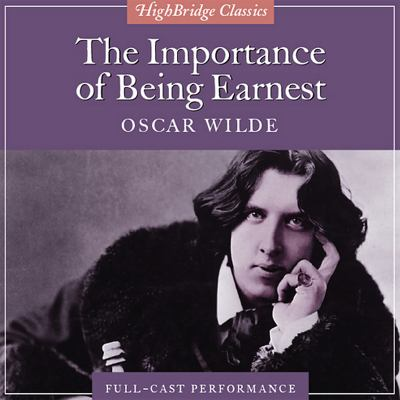 The Importance of Being Earnest 9781565116771