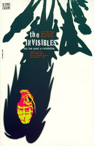 Invisibles, The: Revolution Vol 01 9781563892677