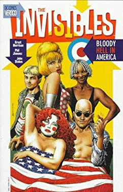 Invisibles, The: Bloody Hell in America Vol 04 9781563894442