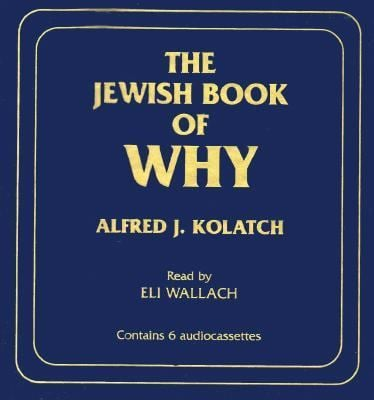 The Jewish Book of Why 9781565111356