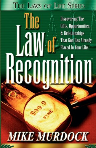 The Law of Recognition 9781563940958
