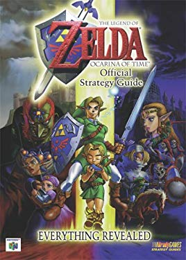 The Legend of Zelda Ocarina of Time: Official Strategy Guide 9781566868082