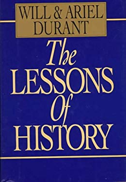 The Lessons of History 9781567310245