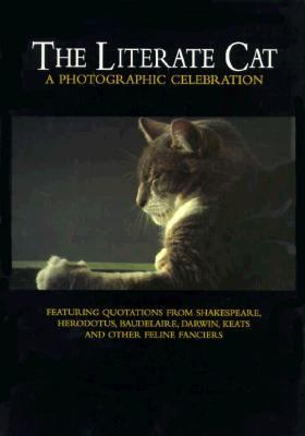 The Literate Cat: A Photographic Celebration 9781563137402