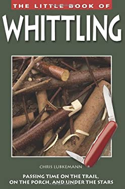 The Little Book of Whittling 9781565232747