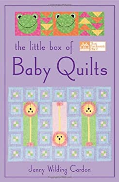 The Little Box of Baby Quilts [With CardsWith Templates] 9781564776990