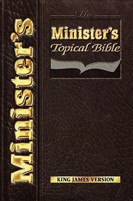 The Minister's Topical Bible 9781562291044