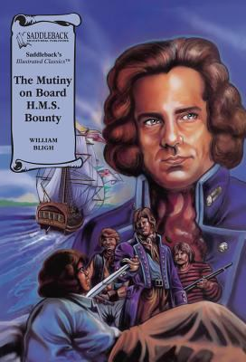 The Mutiny on Board H.M.S. Bounty [With Books] 9781562549275