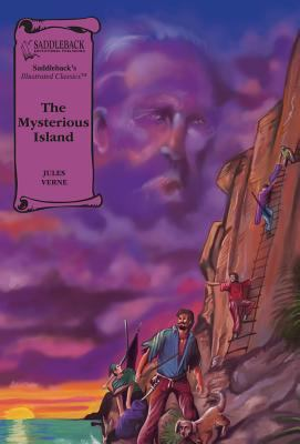 The Mysterious Island [With Books]
