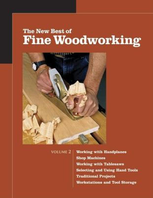 The New Best of Fine Woodworking, Volume 2 9781561587476