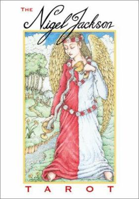 The Nigel Jackson Tarot [With 160 Page Mini-Book in Slip Case]