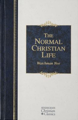The Normal Christian Life 9781565634565