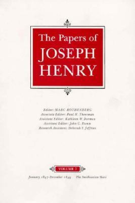 The Papers of Joseph Henry 9781560985334