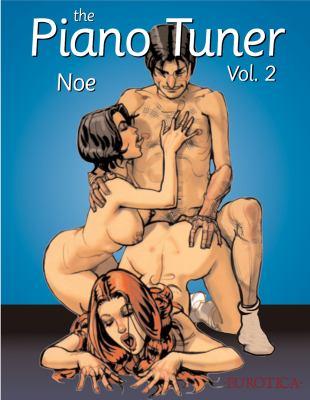 The Piano Tuner, Volume 2 9781561635511