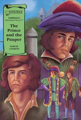 The Prince and the Pauper [With Books] 9781562549312