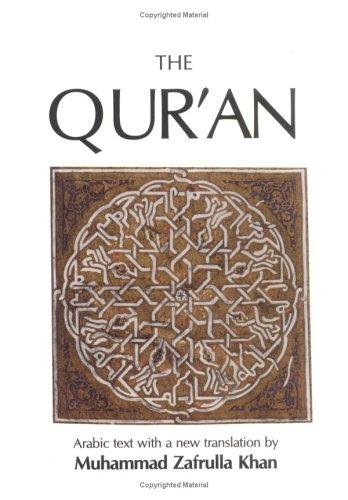 The Quran 9781566562553