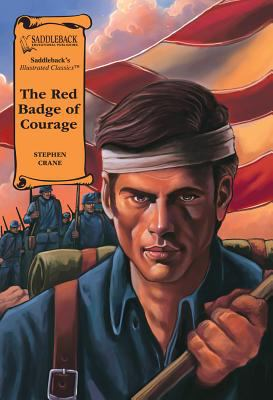 The Red Badge of Courage [With Books] 9781562549336