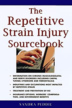 The Repetitive Strain Injury Sourcebook 9781565657915