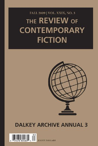 The Review of Contemporary Fiction: Dalkey Archive Annual 3 9781564785916