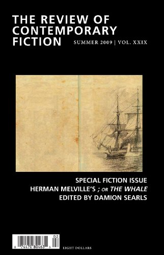 The Review of Contemporary Fiction: Special Fiction Issue; Or the Whale 9781564785909