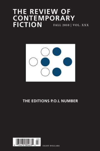 The Review of Contemporary Fiction: The Editions P.O.L Number 9781564786159