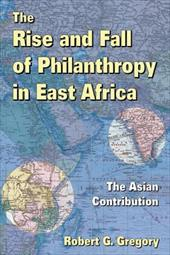 ISBN 9781560000075 product image for The Rise and Fall of Philanthropy in East Africa | upcitemdb.com