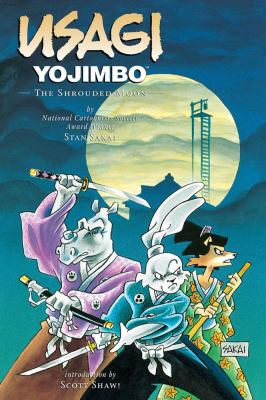 Usagi Yojimbo Volume 16: The Shrouded Moon 9781569718834