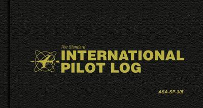 The Standard International Pilot Log 9781560275206