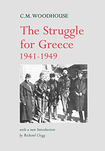 The Struggle for Greece, 1941-1949 9781566634830