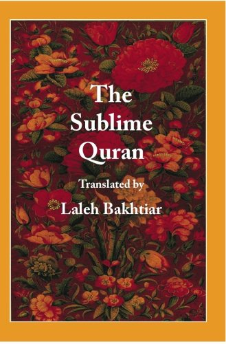 The Sublime Quran 9781567447545