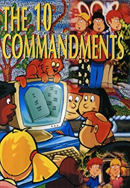 The Ten Commandments for Children: Pauline Communication Network 9781568392585