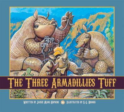 The Three Armadillies Tuff 9781561455980