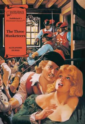 The Three Musketeers [With Books] 9781562549435