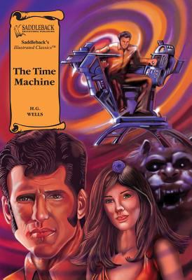 The Time Machine [With Books] 9781562549459